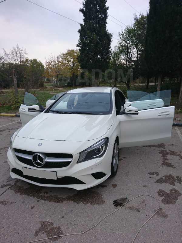 Mercedes-Benz CLA-Class, 2015 год, 1 345 000 руб.