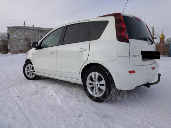 Nissan Note, 2012 год, 365 000 руб.