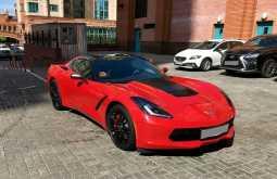 Москва Corvette 2014