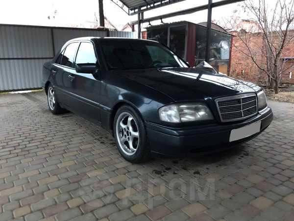 Mercedes-Benz C-Class, 1995 год, 225 000 руб.