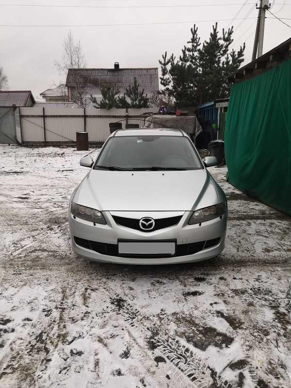 Mazda Mazda6, 2006 год, 285 000 руб.