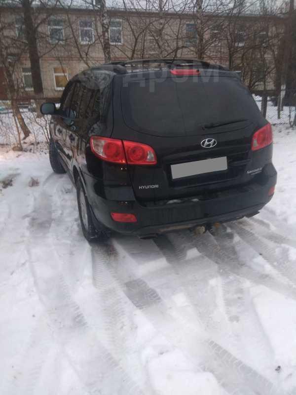 Hyundai Santa Fe, 2008 год, 550 000 руб.
