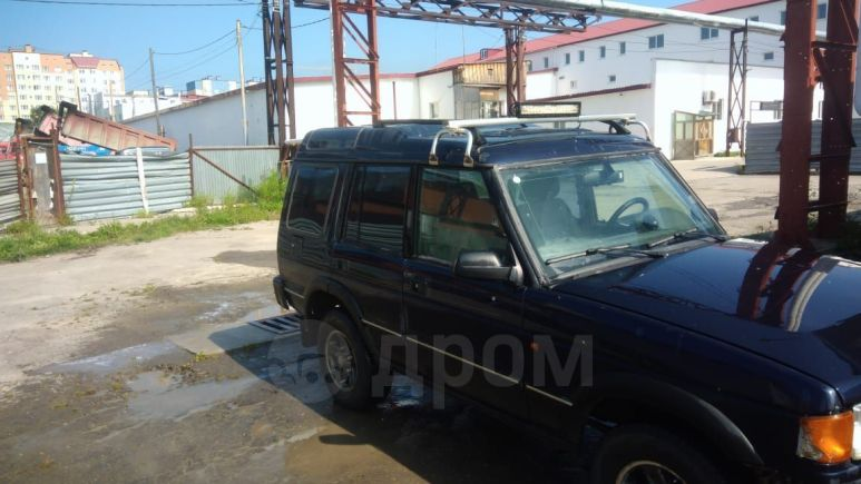 Land Rover Discovery, 1998 год, 300 000 руб.