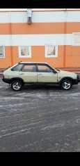 Лада 2109, 1988 год, 20 000 руб.