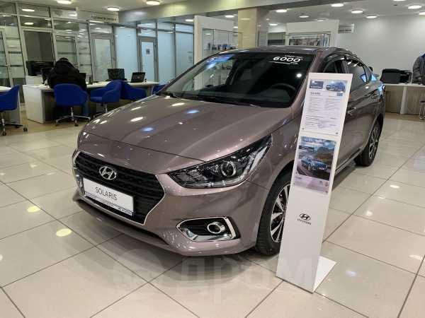 Hyundai Solaris, 2019 год, 1 053 000 руб.