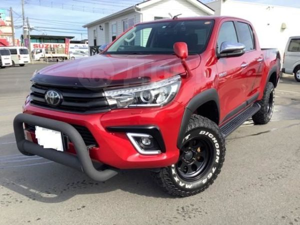 Toyota Hilux Pick Up, 2018 год, 2 033 000 руб.