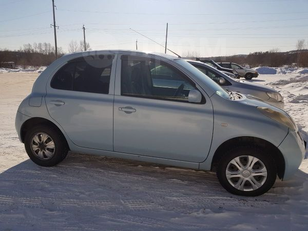 Nissan March, 2005 год, 240 000 руб.