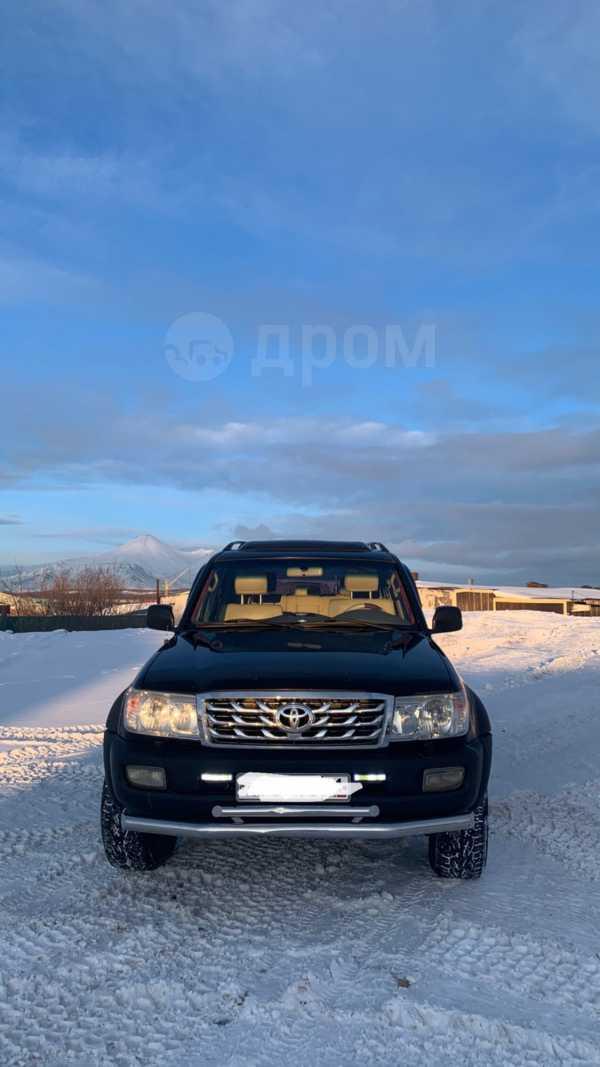 Toyota Land Cruiser, 2004 год, 1 400 000 руб.