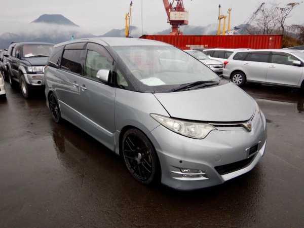 Toyota Estima, 2007 год, 475 000 руб.