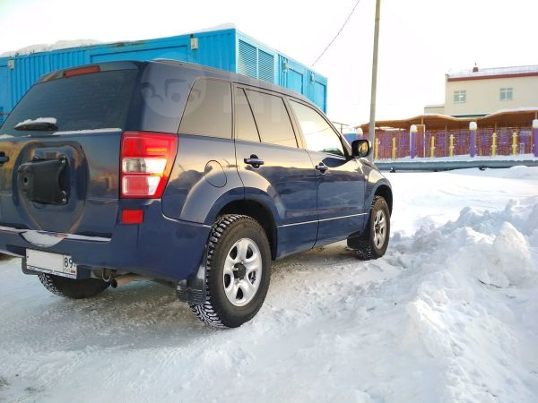 Suzuki Grand Vitara, 2007 год, 760 000 руб.