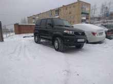 Качканар УАЗ Патриот 2017