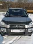Hyundai Tucson, 2008 год, 510 000 руб.
