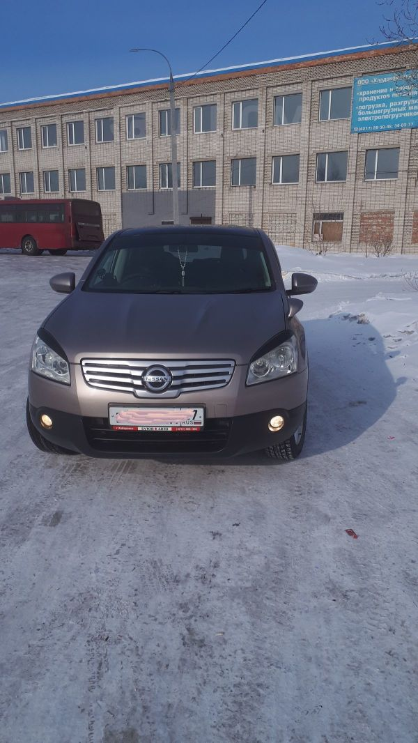 Nissan Dualis, 2010 год, 780 000 руб.
