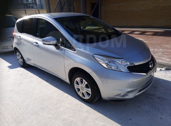 Nissan Note, 2015 год, 485 000 руб.