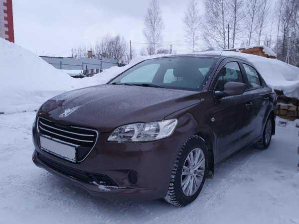 Peugeot 301, 2013 год, 435 000 руб.