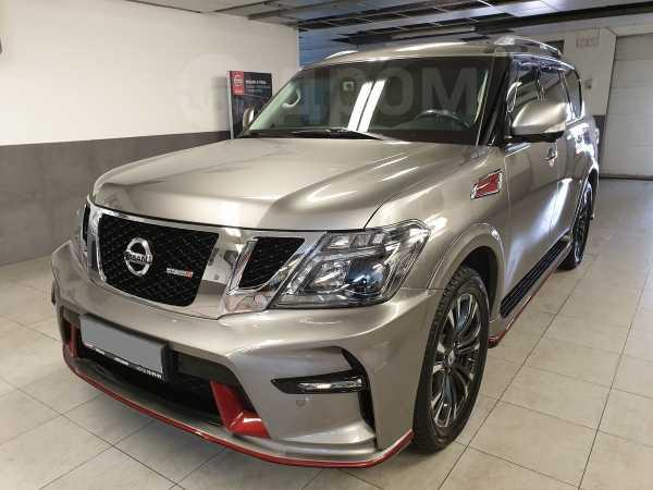 Nissan Patrol, 2012 год, 2 199 000 руб.