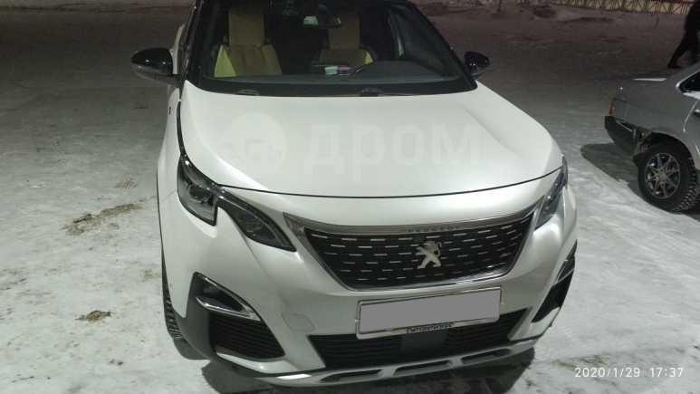 Peugeot 3008, 2017 год, 1 550 000 руб.