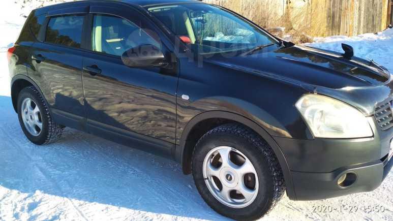 Nissan Dualis, 2007 год, 599 999 руб.