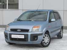 Новокузнецк Ford Fusion 2007