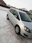 Opel Zafira, 2012 год, 580 000 руб.