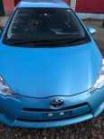 Toyota Aqua, 2013 год, 630 000 руб.
