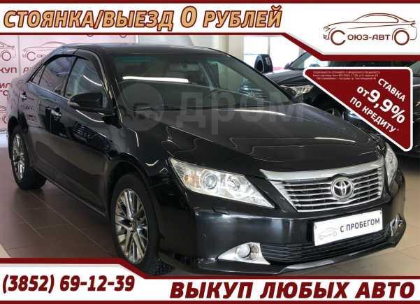 Toyota Camry, 2013 год, 938 000 руб.