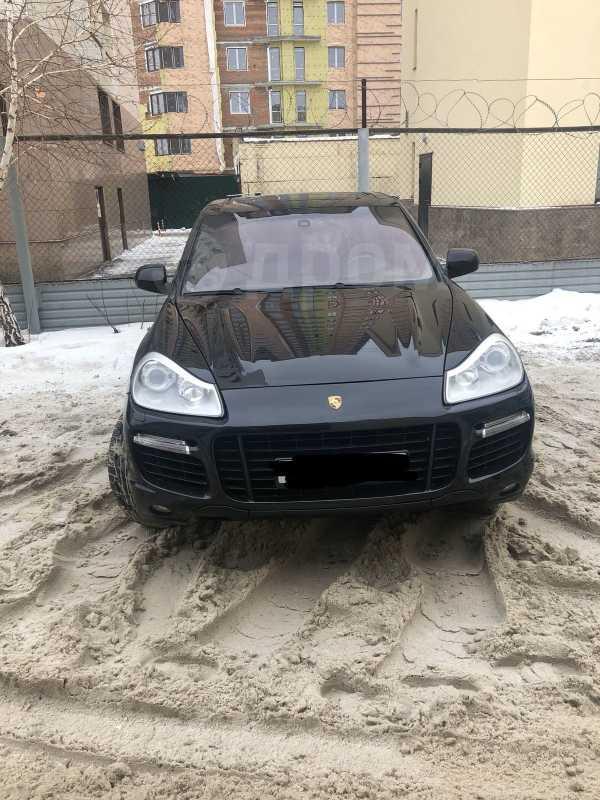 Porsche Cayenne, 2008 год, 800 000 руб.