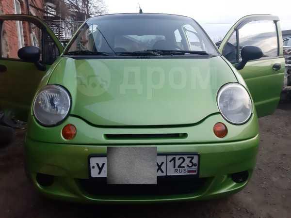Daewoo Matiz, 2005 год, 132 000 руб.