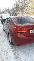 Hyundai Elantra, 2012 год, 630 000 руб.