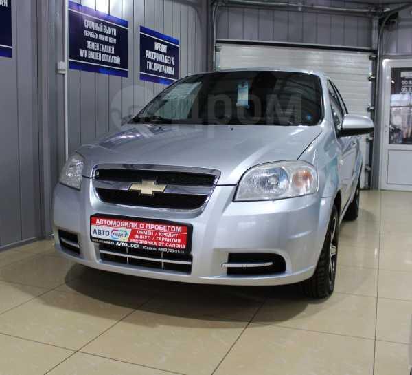 Chevrolet Aveo, 2011 год, 309 900 руб.