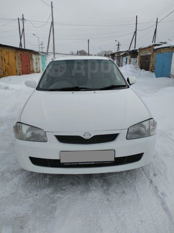 Mazda Familia, 1999 год, 168 000 руб.