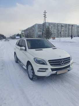 Усть-Илимск M-Class 2013