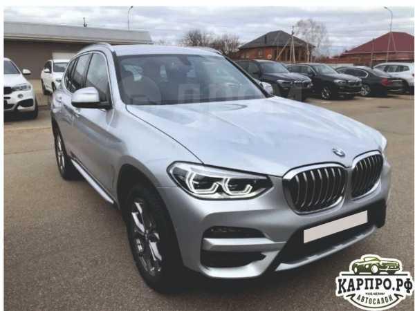 BMW X3, 2018 год, 2 999 600 руб.