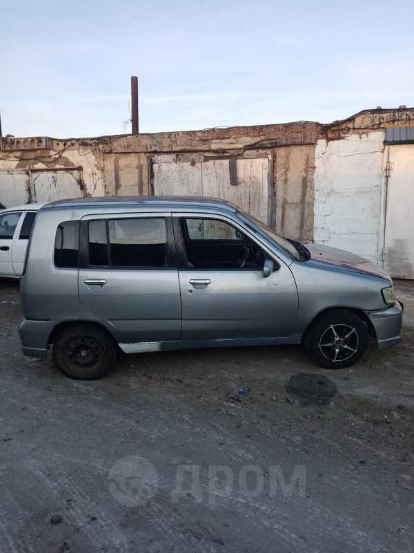 Nissan Cube, 1998 год, 100 000 руб.