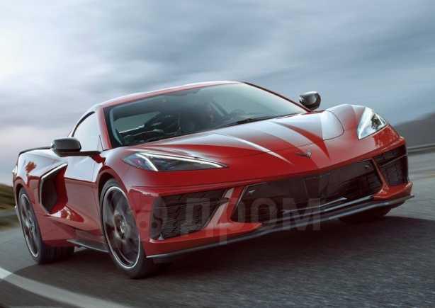 Chevrolet Corvette, 2020 год, 7 297 000 руб.