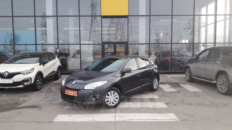 Renault Megane, 2010 год, 385 000 руб.