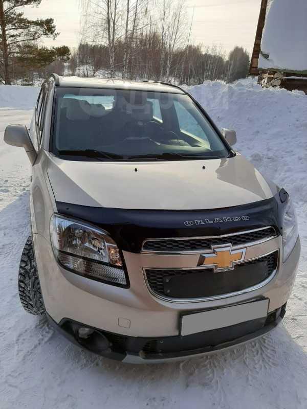 Chevrolet Orlando, 2011 год, 600 000 руб.