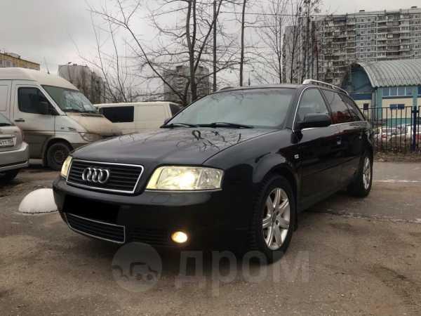 Audi A6, 2002 год, 355 000 руб.