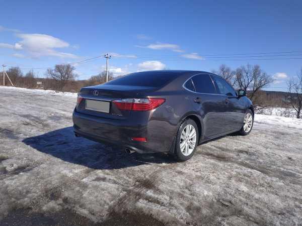 Lexus ES250, 2012 год, 1 125 000 руб.