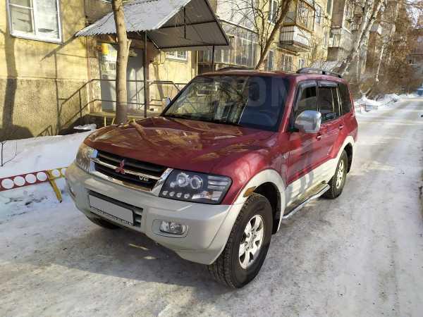 Mitsubishi Montero, 2000 год, 385 000 руб.
