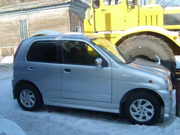 Daihatsu Terios Kid, 2000 год, 230 000 руб.