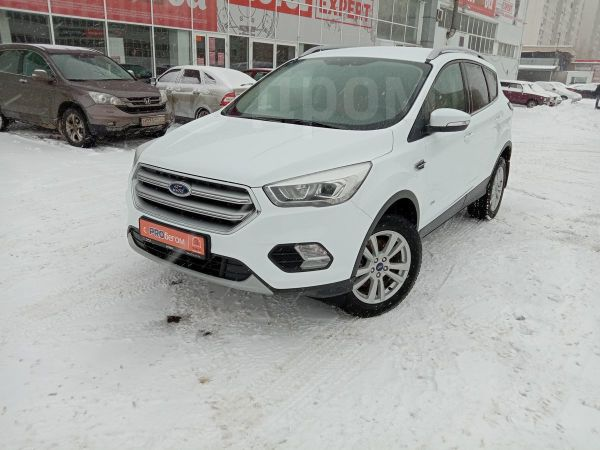Ford Kuga, 2018 год, 1 277 777 руб.