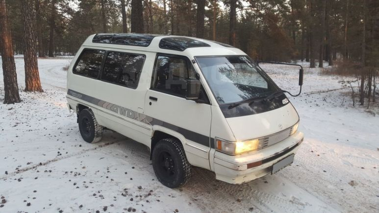 Toyota Town Ace, 1988 год, 165 000 руб.