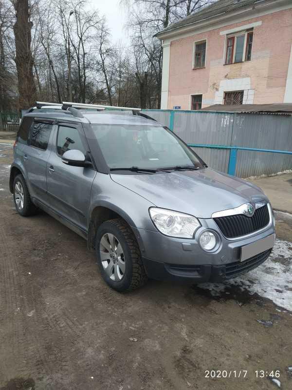 Skoda Yeti, 2011 год, 530 000 руб.