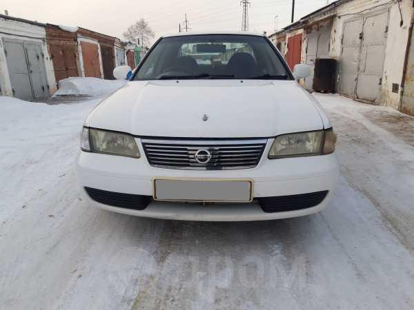 Nissan Sunny, 2003 год, 135 000 руб.