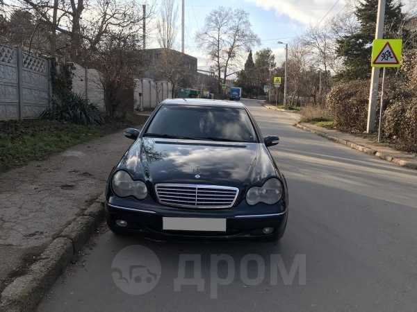 Mercedes-Benz C-Class, 2001 год, 305 000 руб.