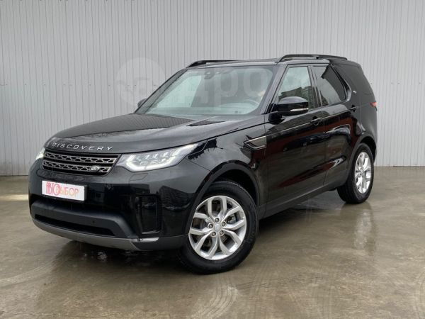 Land Rover Discovery, 2017 год, 3 099 000 руб.