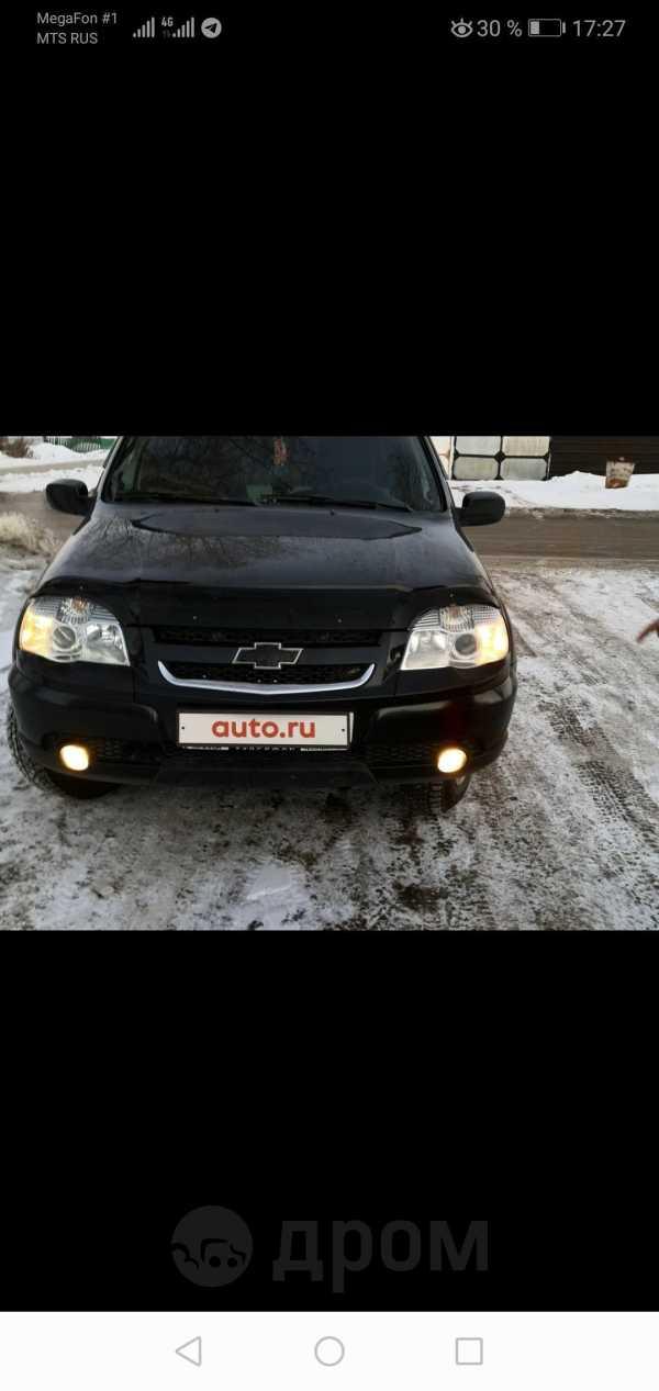 Chevrolet Niva, 2011 год, 347 000 руб.