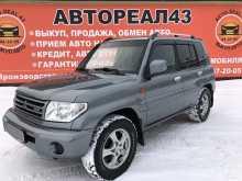Киров Pajero Pinin 2004