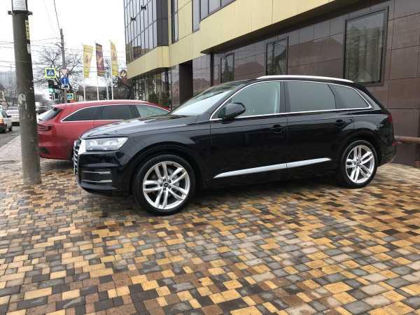 Audi Q7, 2015 год, 3 150 000 руб.